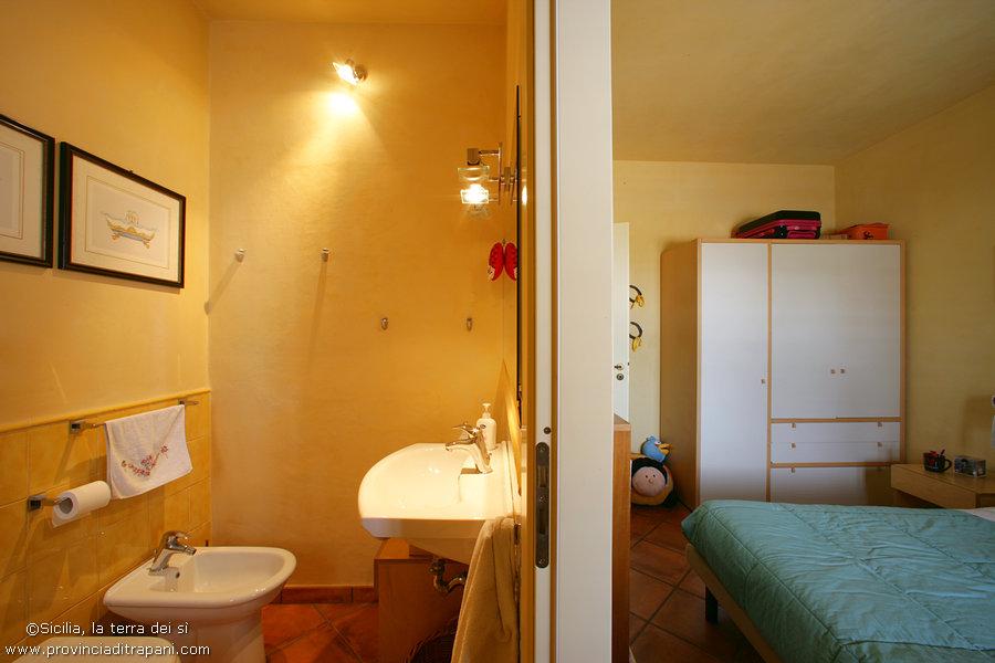Bagno e camera