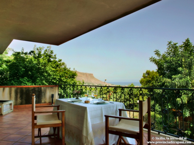 Bonagia Trapani villa vacanze<br>Southern Rose - An exclusive dinner in Sicily