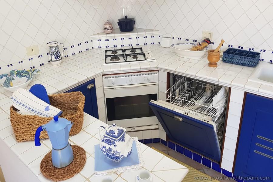 piano cottura e lavastoviglie