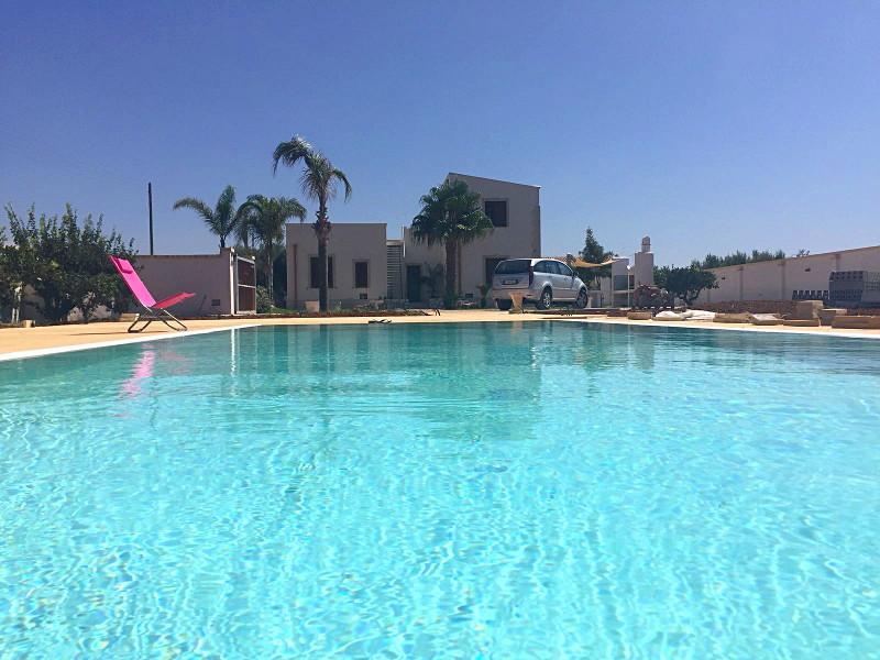 Marsala villa con piscina<br>Pink Pepper - The secret desire