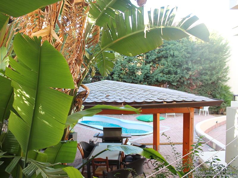Trapani villa con piscina<br>Tea Rose - Il fiore più bello del giardino