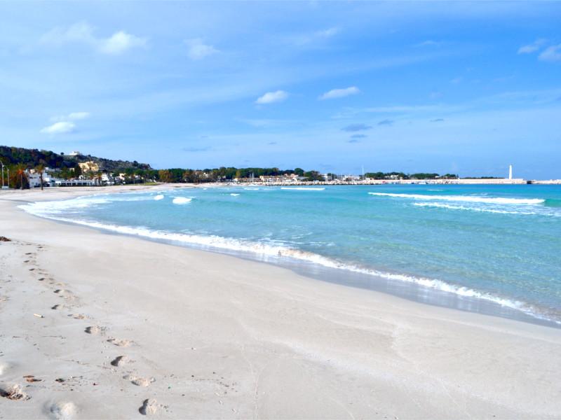 La spiaggia di perla